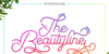 The Beautyline FreeVersion Font design typography