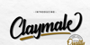 Claymale Quality Demo Font handwriting drawing