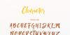 RofiTaste Font text handwriting