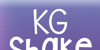 KG Shake it Off Font design screenshot