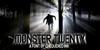 Monster Twenty Font poster