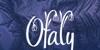 Ofaly Font handwriting blackboard