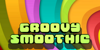 Groovy Smoothie Font screenshot graphic