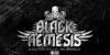 Black Nemesis Personal Use Font text book