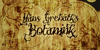 Botanink Font handwriting