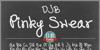 DJB Pinky Swear Font handwriting blackboard