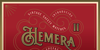 Hemera II DEMO Font design graphic