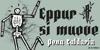 Pena Caldaria Font cartoon design