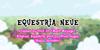 Equestria Neue Font screenshot plant