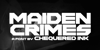 Maiden Crimes Font design screenshot