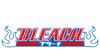Bleach Font design logo