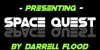 Space Quest Font screenshot poster