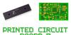 Printed Circuit Board-7 Font design screenshot