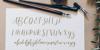 Jabetta Font text