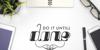 Nine tails inline Font design indoor