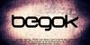 Begok Font book poster