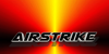Airstrike Font screenshot orange