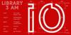 LIBRARY 3 AM Font text screenshot