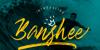 Banshee Font poster design