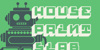 House Paint Slab Font design screenshot