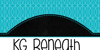 KG Beneath Your Beautiful Font screenshot design