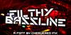 Filthy Bassline Font screenshot poster