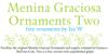 Menina Graciosa Ornaments Two Font design