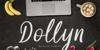 Dollyn Script DEMO Font text poster