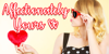 Affectionately Yours Font person polka dot