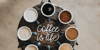 Simple Swirl Font coffee cup