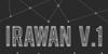 Irawan V.1 Font design cartoon
