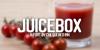 Juicebox Font cup soft drink