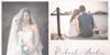 Rachela Bold Font wedding dress bride