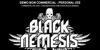 Black Nemesis Personal Use Font text cartoon