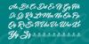 Yananeska Personal Use Font text design