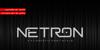 Netron Font poster