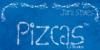 Pizcas Font blackboard text