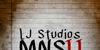 LJ Studios MNS 2 Font handwriting drawing