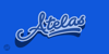 Atelas Personal Use Only Font cartoon design