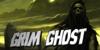 Grim Ghost Font screenshot outdoor