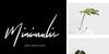 The Queenthine Font design graphic