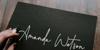 Montreuil Signature Font poster