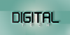 Digital tech Font screenshot font