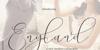 England Bold Font handwriting drawing