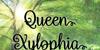Queen Xylophia Font tree handwriting