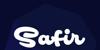 Safir Script PERSONAL USE ONLY Font design screenshot