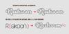Rough Rakoon PERSONAL USE Font handwriting cartoon
