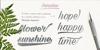 Milasian Circa PERSONAL Font handwriting typography