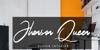 The Queenthine Font indoor design