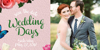 Druchilla Font person wedding dress